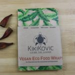 Extra large vegan food wrap by Kikikovic